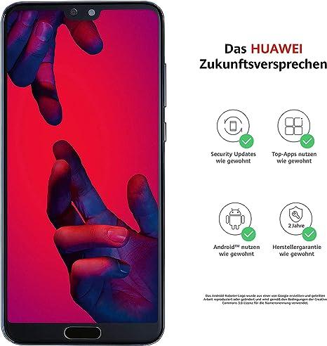 HUAWEI P20 Pro LTE 128GB 6GB RAM Blue: Amazon.es: Electrónica