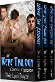 Were Trilogy Complete Collection [Box Set 77] (Siren Publishing Menage Everlasting)