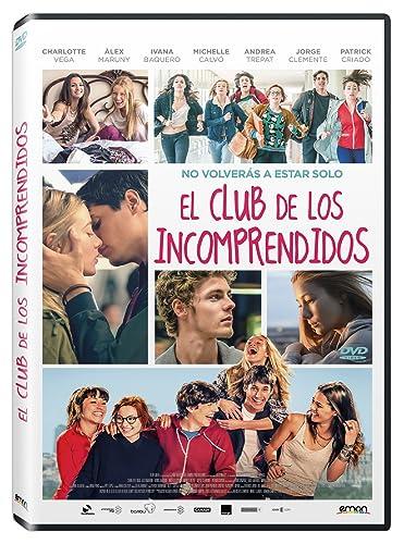 El Club De Los Incomprendidos [DVD]: Amazon.es: Charlotte Vega, Álex Maruny, Carlos Sedes Prego, Charlotte Vega, Álex Maruny, Carlos Sedes Prego: Cine y Series TV