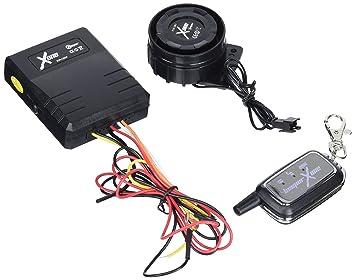 Beeper XA1021R Alarma Bidireccional para Moto y Scooter ...