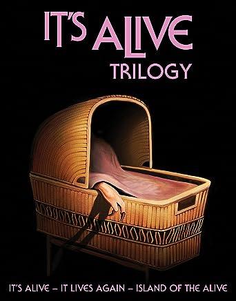 Amazon.com: It\'s Alive Trilogy [Blu-ray]: Guy Stockwell;James Dixon ...