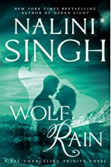 Wolf Rain (Psy-Changeling Trinity Book 3) Kindle Edition