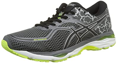 purchase cheap 6a4bb 956f9 ASICS Gel-Cumulus 19 Lite-Show, Chaussures de Running Homme, Gris (