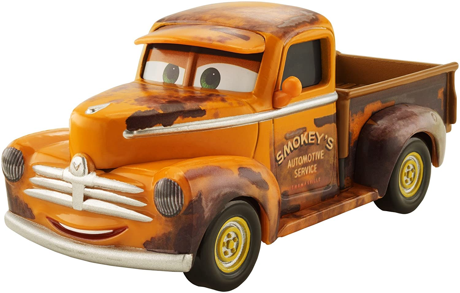Disney/Pixar Cars 3 Smokey Vehicle Mattel DXV37