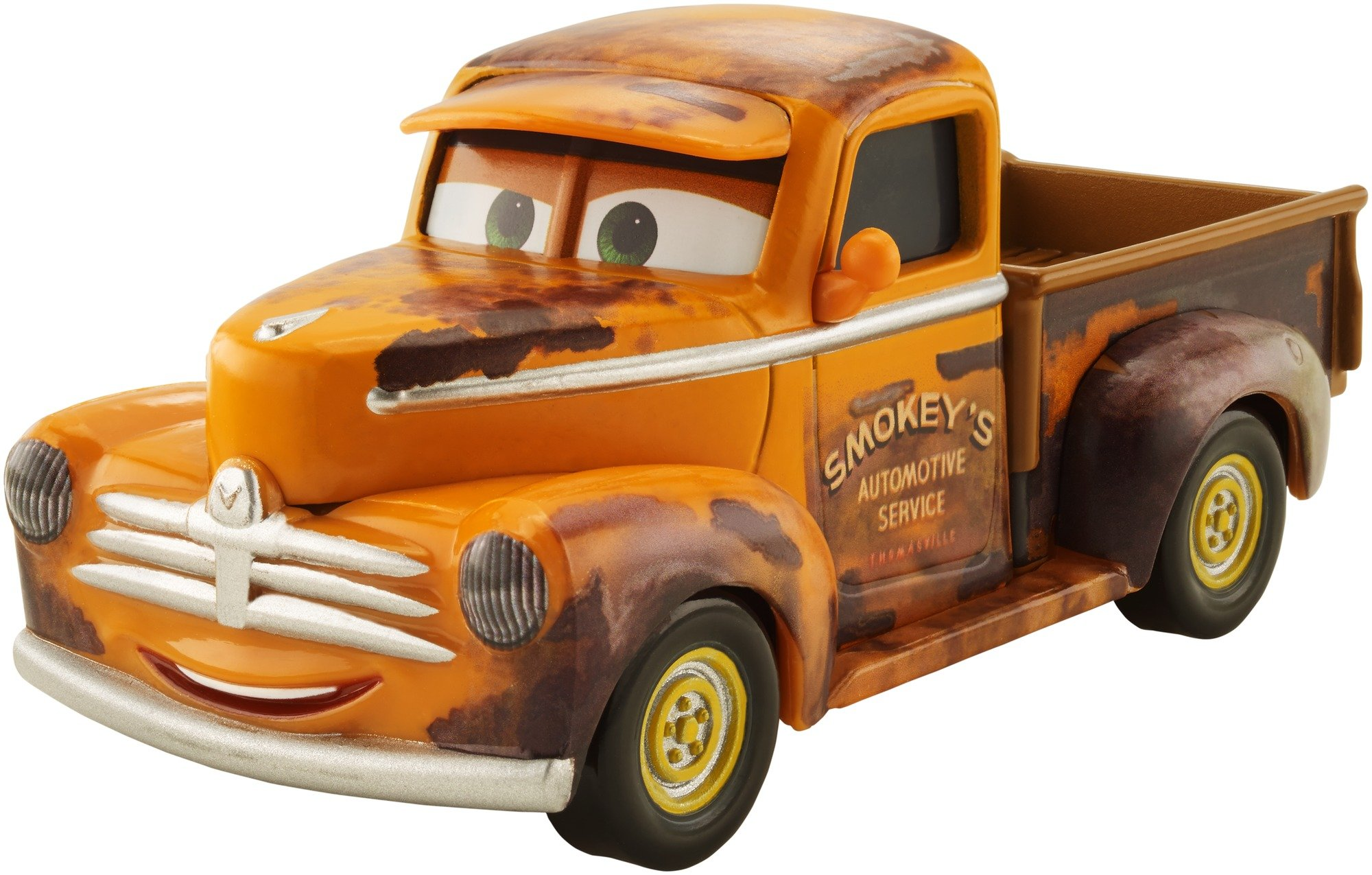 Who Plays Smokey In Cars