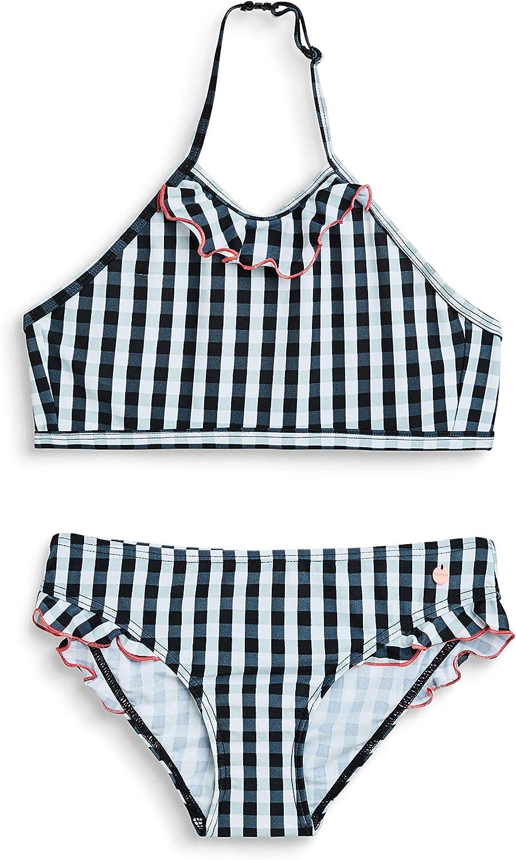 Brie Badebekleidungsset ESPRIT M/ädchen Ruby Beach Yg Triangle