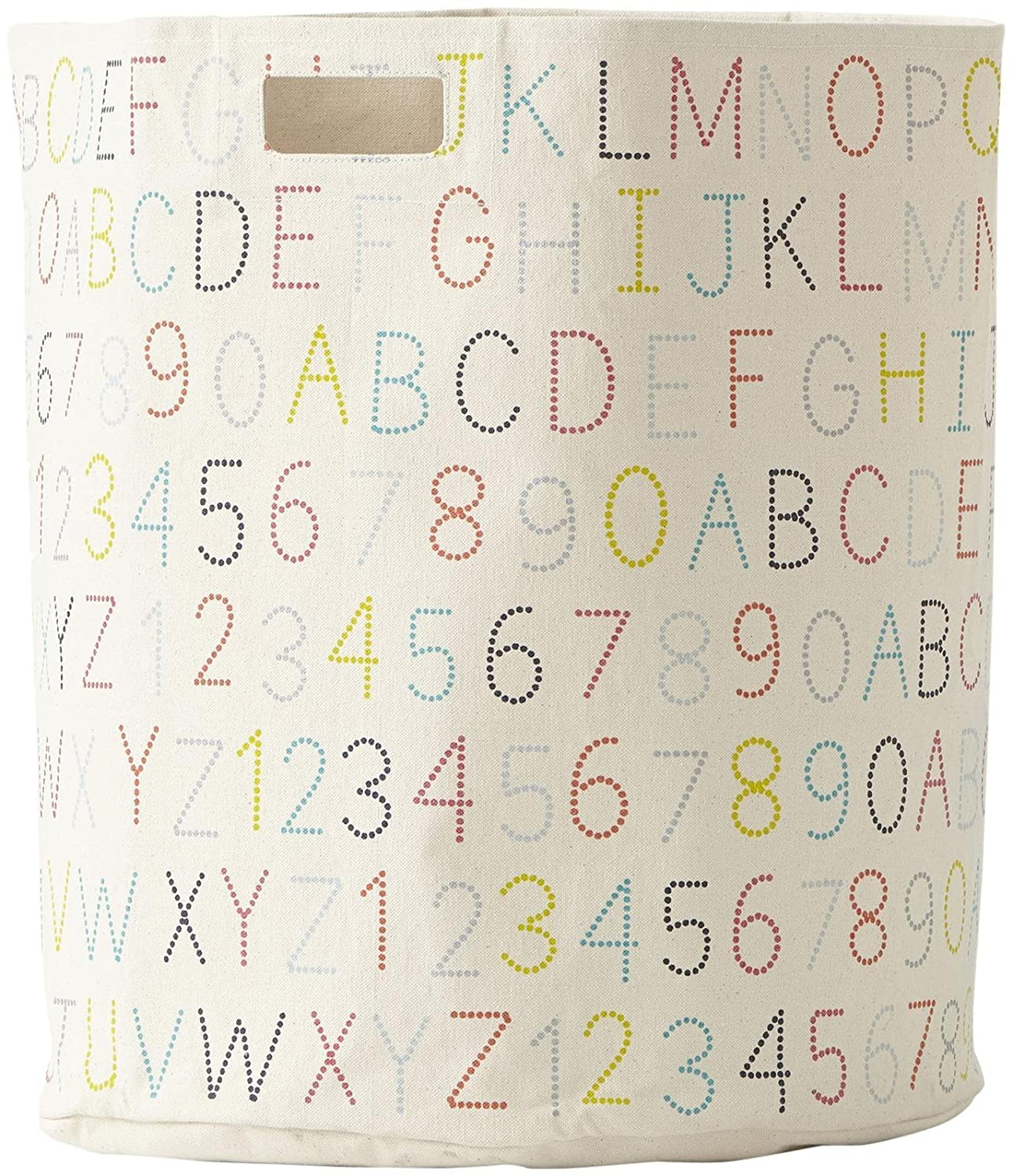Pehr Designs Alphabet Hamper by Pehr Designs   B00UT0G0EQ
