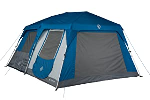 Outdoor Products 10 Person Instant Cabin Tent  sc 1 st  Ardent Footsteps : coleman hampton cabin tent - memphite.com