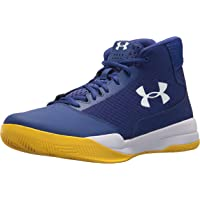 Under Armour Men's Jet Mid Basketball Shoes, Zapatos de Baloncesto para Hombre
