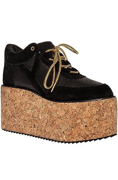 d3f293791b8b Y.R.U Women s Qozmo Qorq Shoe 7.5 Black
