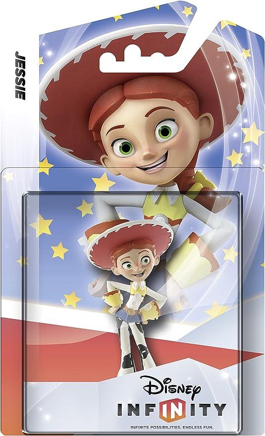 Disney Infinity 1.0 Jessie Figure (Xbox One/PS4/PS3/Nintendo Wii U ...