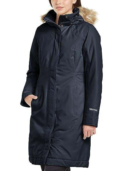 Amazon.com: Marmot Chelsea Women's Waterproof Down Rain Coat, Fill ...