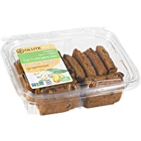 Glutenull Bakery Ginger Square Cookies, 320 Grams