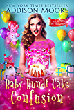Baby Bundt Cake Confusion: Cozy Mystery (MURDER IN THE MIX Book 31)