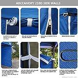 ABCCANOPY (18+ colors) Commercial 10x10 Instant