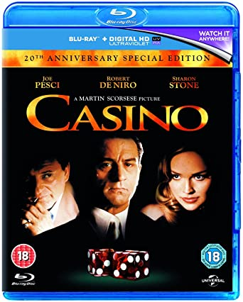 Casino blu ray the drink from casino royal