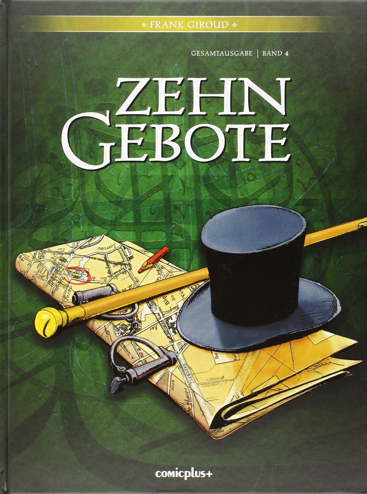 Zehn Gebote - Gesamtausgabe 04