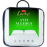 Tontine T5364 Luxe Anti-Allergy Mattress Protector, King
