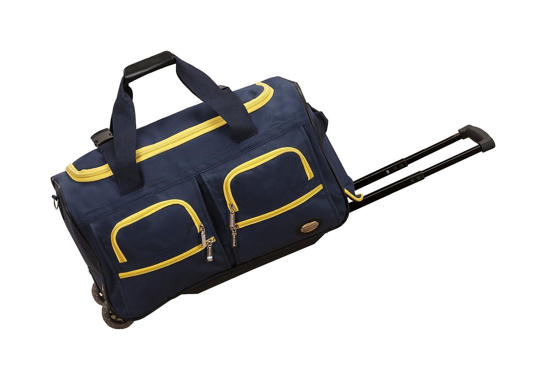 Rockland - Bolsa de Viaje Adulto Unisex, Azul Marino (Azul) - PRD322: Amazon.es: Equipaje