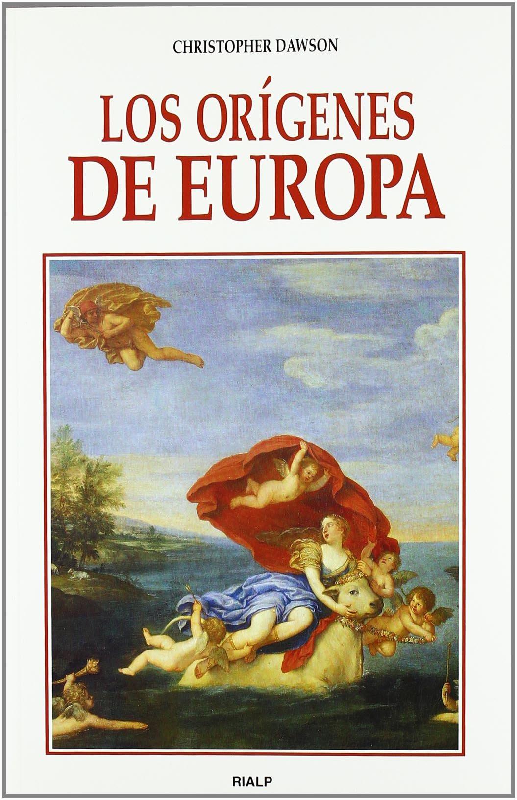 Los orígenes de Europa (Historia y Biografías): Amazon.es: Dawson, Christopher, Elías de Tejada, Francisco: Libros