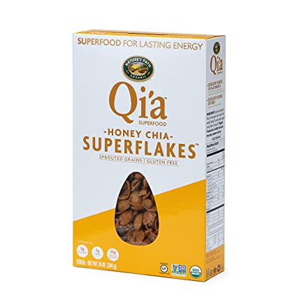 Natures Path Organic Qia Superfood Superflakes Cereal sin ...