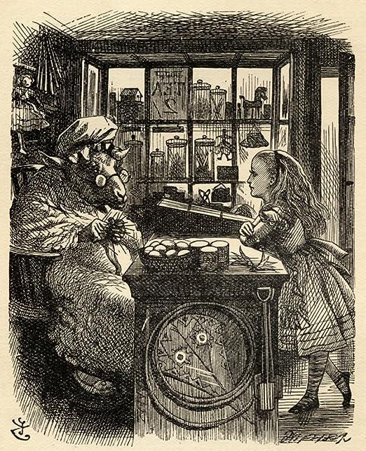Image result for sir john tenniel artwork
