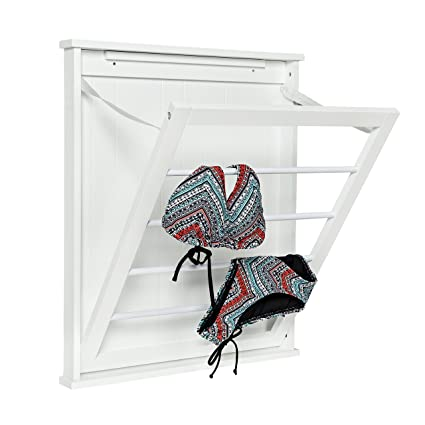 Amazoncom Honey Can Do Dry 04446 Small Wall Mounted Drying Rack