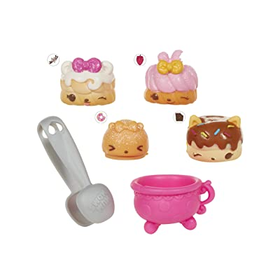 Num Noms Starter Pack Series 3- Glazed Donuts Toy: Toys & Games