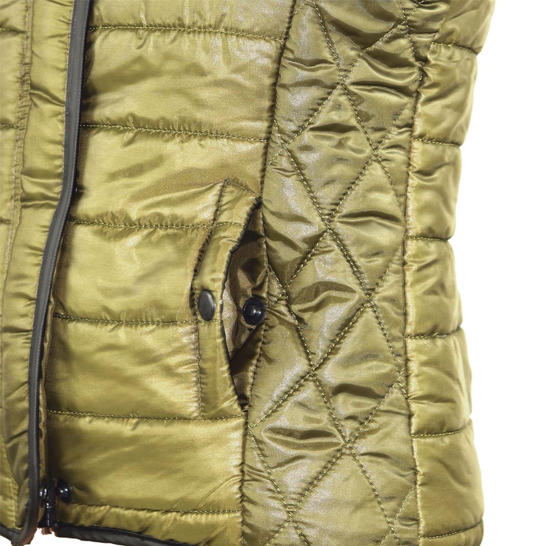 A2Z 4 Kids/® Kids Girls Boys Sleeveless Wetlook Lined Padded Gilet Bodywarmer Jackets 5-13 Yr