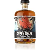 The Duppy Share Golden Caribbean Rum, 70 cl