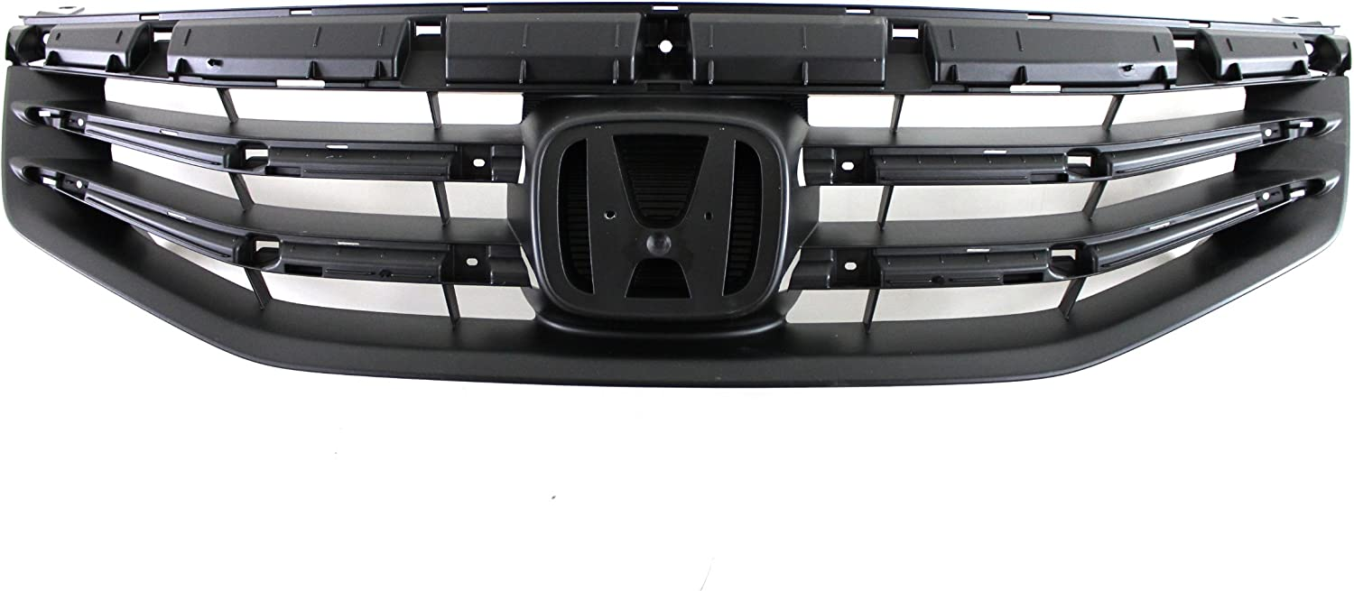 Genuine Honda Parts 71121-TA0-A11 Grille Assembly