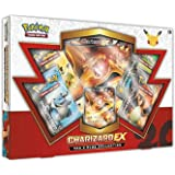 TCG: Charizard-EX Collection Card Game, Red/Blue