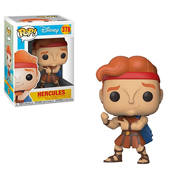 Funko 29322 POP! Disney: Hercules (Styles May Vary) Collectible Figure, Standard, Multicolor
