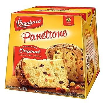 Panettone Specialty Cake Bauducco 17 50 Oz Tradicional 500g