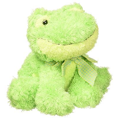 Melissa & Doug Princess Soft Toys Meadow Medley Froggy Stuffed Animal With Ribbit Sound Effect: Melissa & Doug: Toys & Games