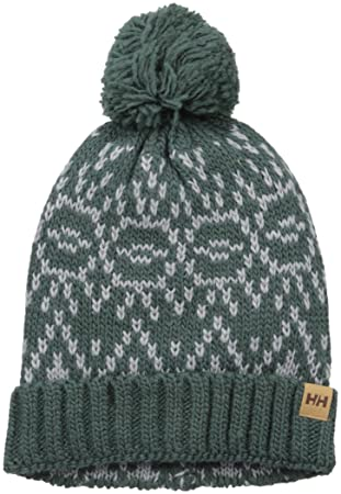 Helly Hansen W Heritage Knit Beanie Gorro, Mujer, Gris (Rock), STD: Amazon.es: Deportes y aire libre