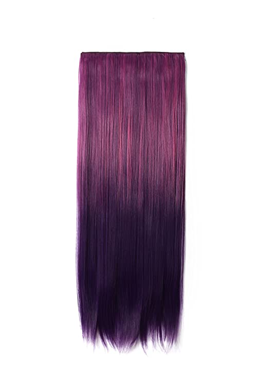 Buy 24 Inches Straight Purple Ombre Twotone T2127stfp20t Onedor