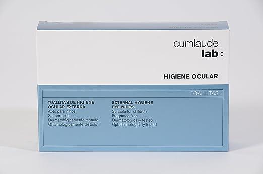 CUMLAUDE - CUMLAUDE Toallitas Higiene Ocular 16 unidades