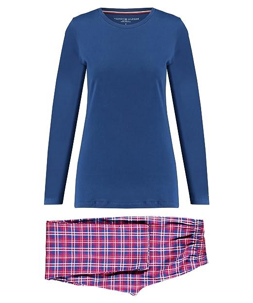 Tommy Hilfiger - Pijama - para Mujer Blue Depths/Crimson M
