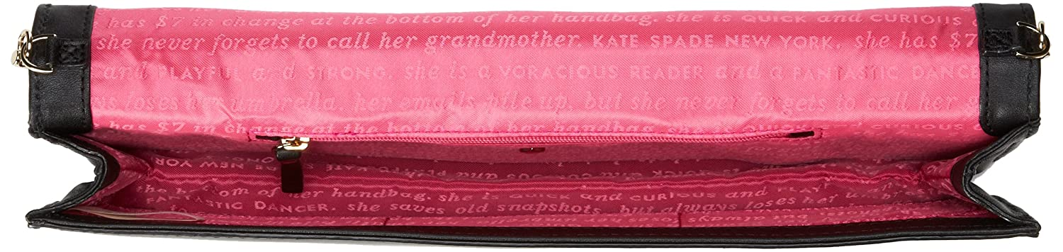 Amazon.com: Kate Spade New York Hello Tokio Zena Embrague ...