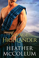 The Savage Highlander (The Campbells Book 2) Kindle Edition