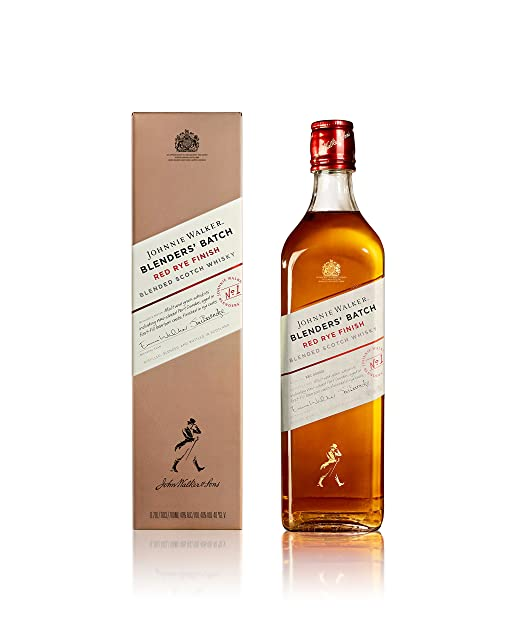 7 opinioni per Johnnie Walker Red Rye Finish Whisky- 700 ml