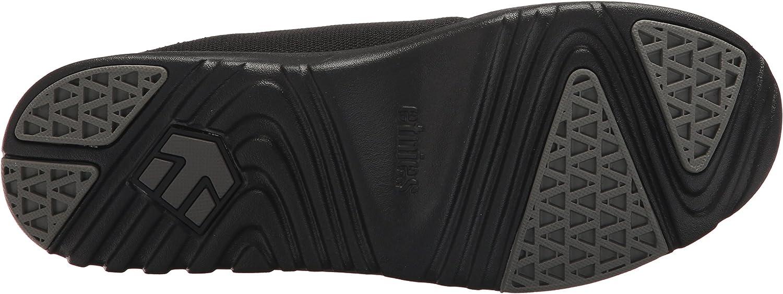 Etnies Damen Scout Yb Ws Sneaker Black Grey Black