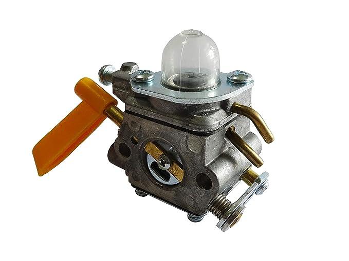 Carburador para Homelite Ryobi 26 cc y 30 cc Recortadora: Amazon ...