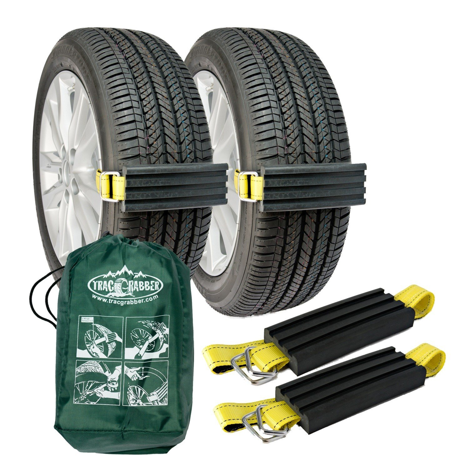 Trac Grabber The Get Unstuck Traction Solution For