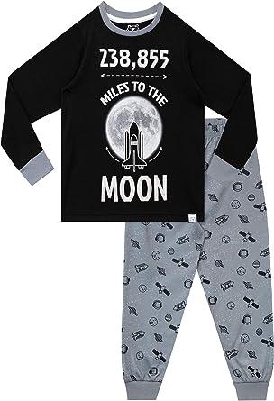 Harry Bear Pijamas para niños Espacio