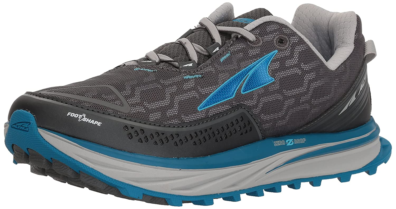 Altra Women's B01HNJYLKK TIMP IQ Trail Running Shoes B01HNJYLKK Women's 11 B(M) US|Charcoal/Blue 9d79ce