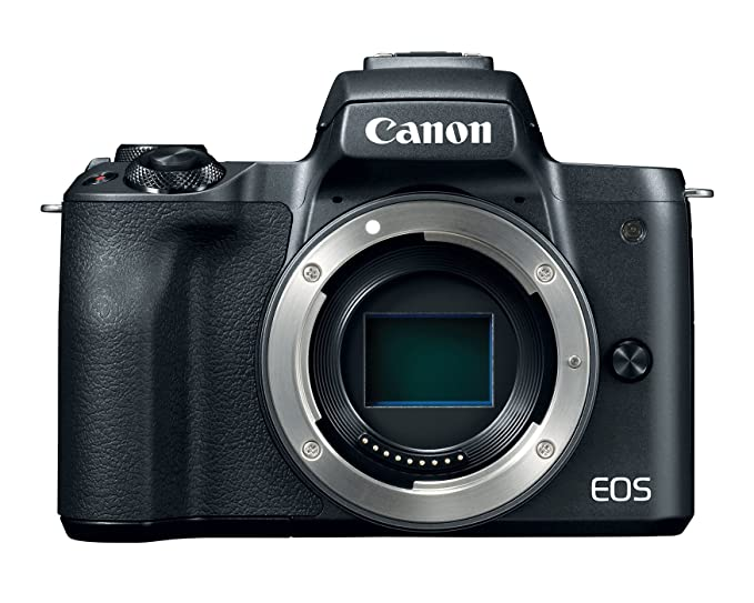 Canon Eos M50 Mirrorless Camera Kit W/Ef M15 45mm And 4 K Video   Black by Canon