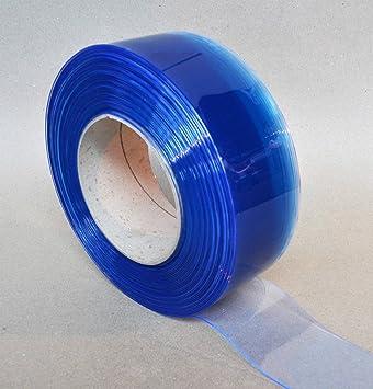 Amazon.com: Clear Flexible PVC Door Strip / Curtain - 100mm Wide x ...