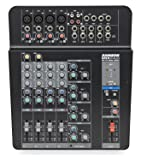 Samson MixPad MXP124 Compact, 12-Channel Analog